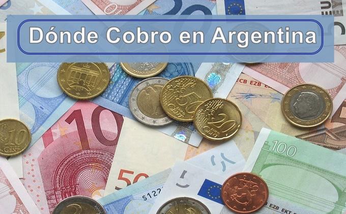Dónde Cobro en Argentina